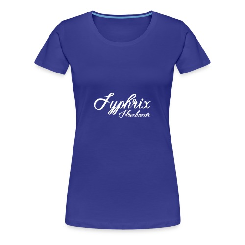 Syphrix Streetwear - Women's Premium T-Shirt