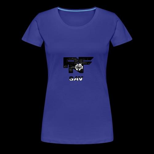 RnF Savs Custum Logo - Women's Premium T-Shirt