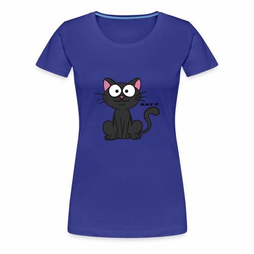 KAT.T - Women's Premium T-Shirt