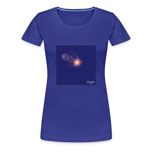 gaming wolf - Women's Premium T-Shirt
