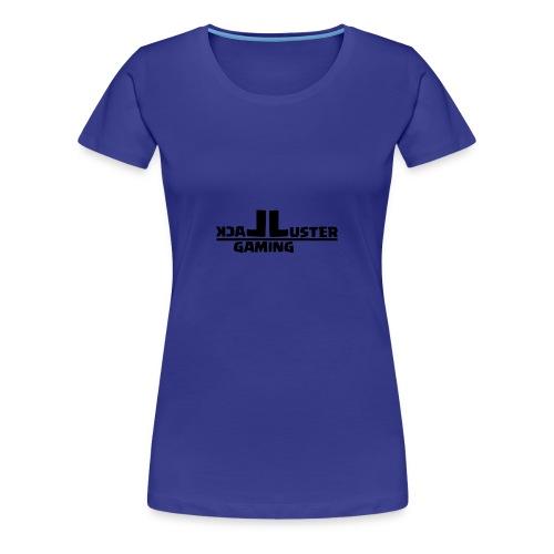 LackLuster Gaming Cut Logo - Women's Premium T-Shirt