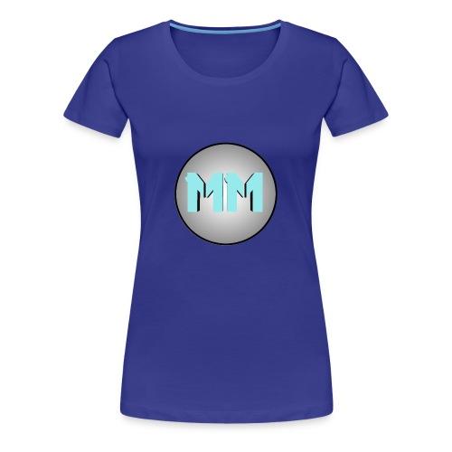 Maya Modeler logo - Women's Premium T-Shirt