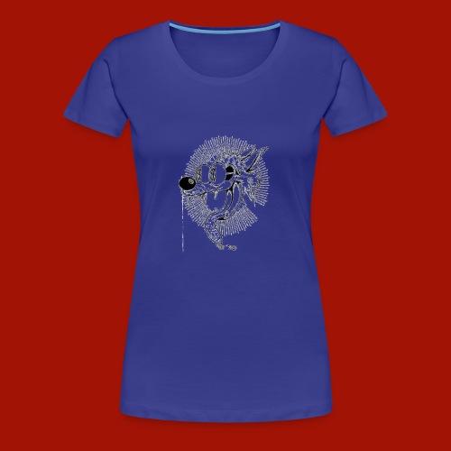 Wolfy$ - Women's Premium T-Shirt