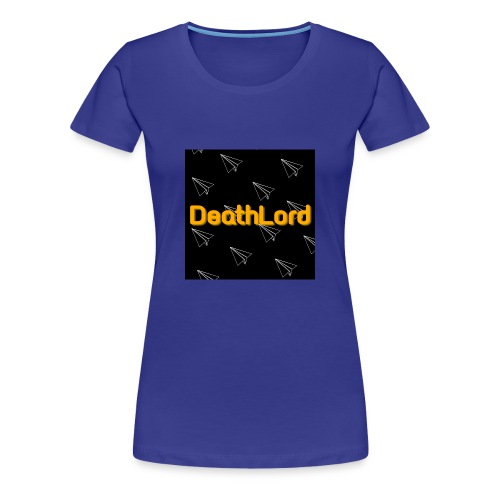 DeathLord Mug Limited Edtion - Women's Premium T-Shirt