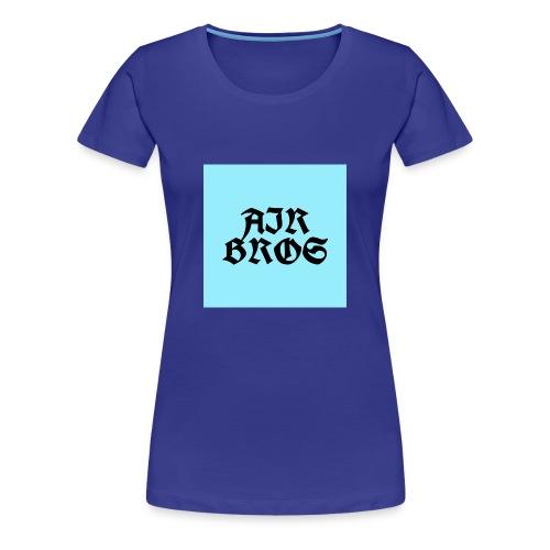Air Bros new Merch - Women's Premium T-Shirt