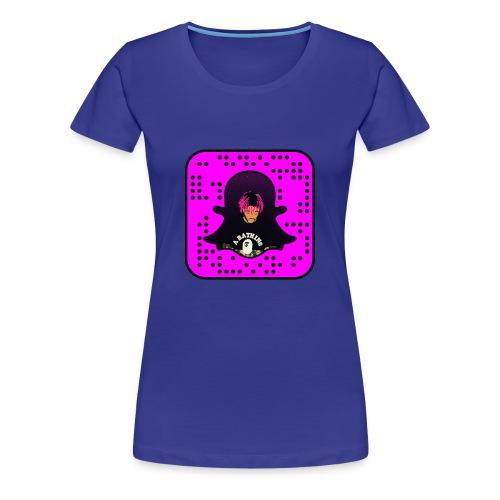 snapcode UZI - Women's Premium T-Shirt