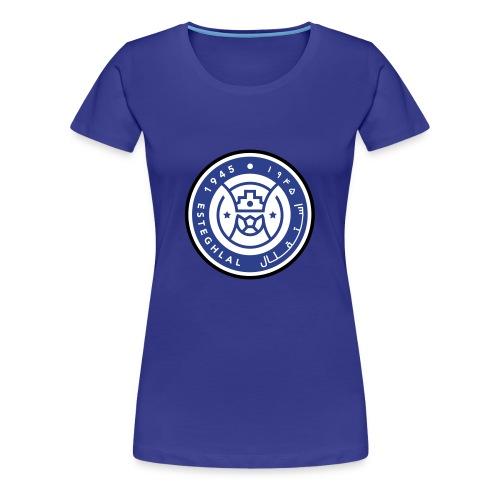 Esteghlal (Taj) t-shirt - Women's Premium T-Shirt