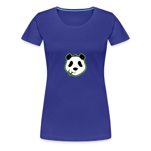Stoner panda - Women's Premium T-Shirt