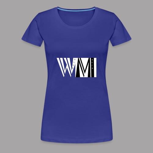 WALLSMAFIAwhite - Women's Premium T-Shirt