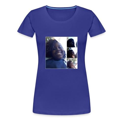 nissi's world - Women's Premium T-Shirt