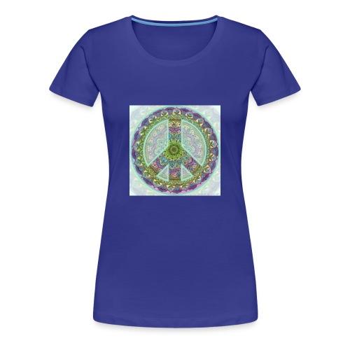 peace sign - Women's Premium T-Shirt