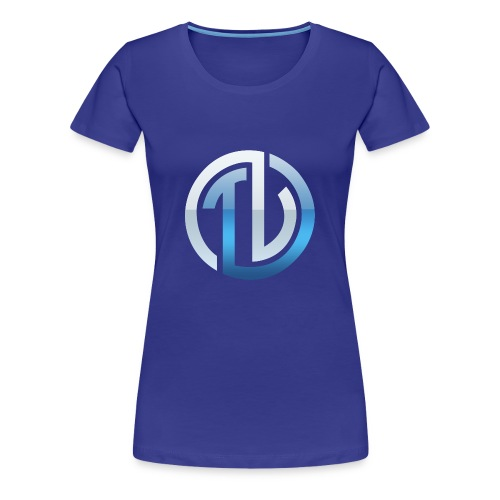 Official Trainer Vlogs Merch - Women's Premium T-Shirt