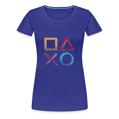 playstation - Women's Premium T-Shirt