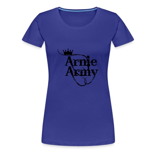 Arnie Army - Women's Premium T-Shirt