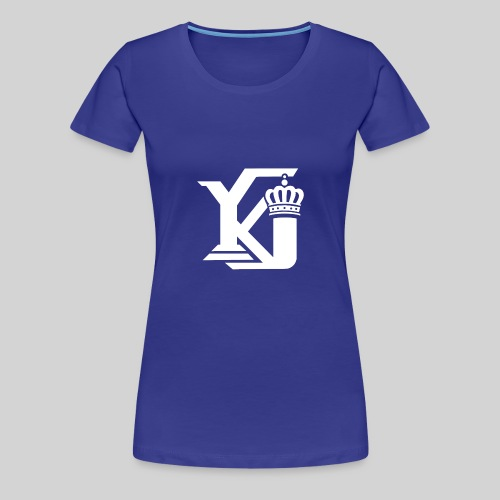 Evolve Sports Young King 17 - Women's Premium T-Shirt
