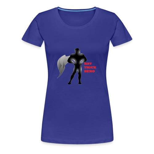 Hat Trick Hero - Women's Premium T-Shirt