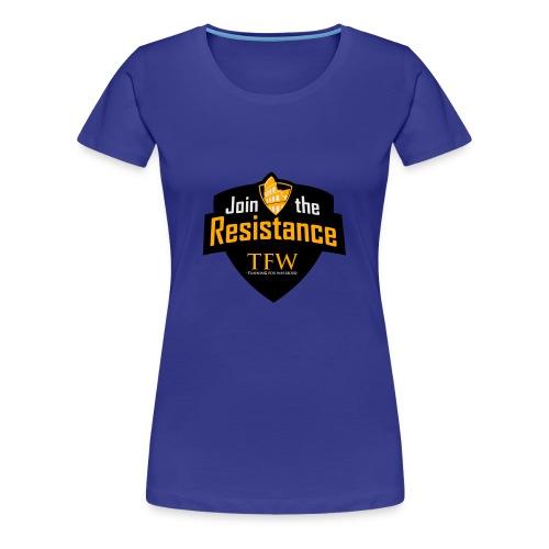 TFW VECTOR - Women's Premium T-Shirt