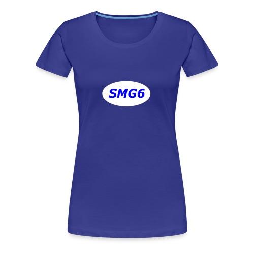 SMG6 oval v1 - Women's Premium T-Shirt