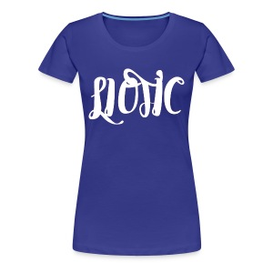 Official LioTic Logo - Women's Premium T-Shirt