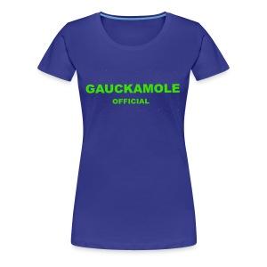 OFFICIAL GAUCKAMOLE - Women's Premium T-Shirt