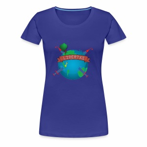 LIBERTAS - Women's Premium T-Shirt