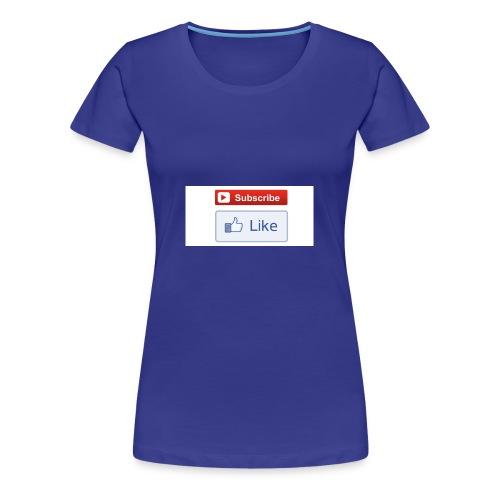 THEWDGAMING - Women's Premium T-Shirt