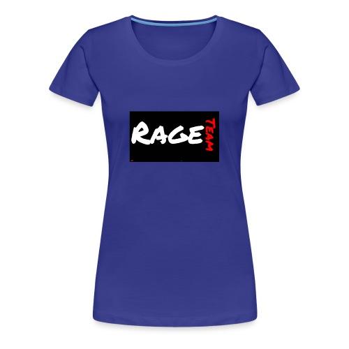 TheRageTeam T-Shirt - Women's Premium T-Shirt