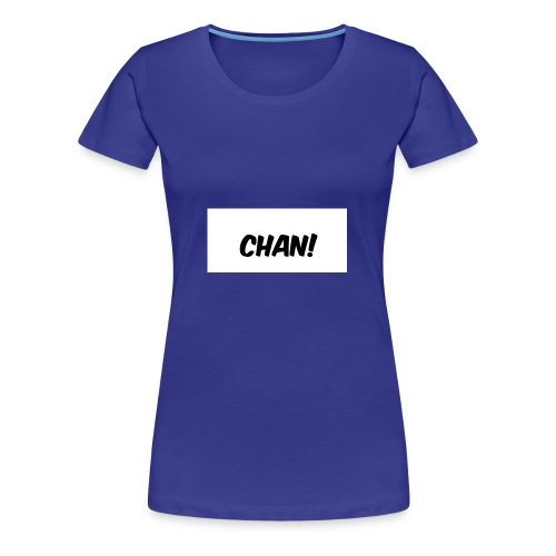 Buy Chan's Shirt - Women's Premium T-Shirt