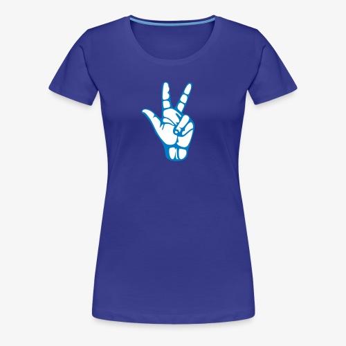 Dirk 3-Pointer - Women's Premium T-Shirt