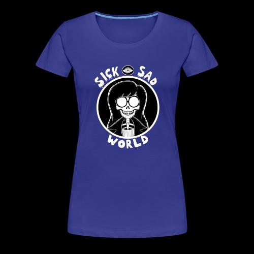 HEXX Daria sick - Women's Premium T-Shirt