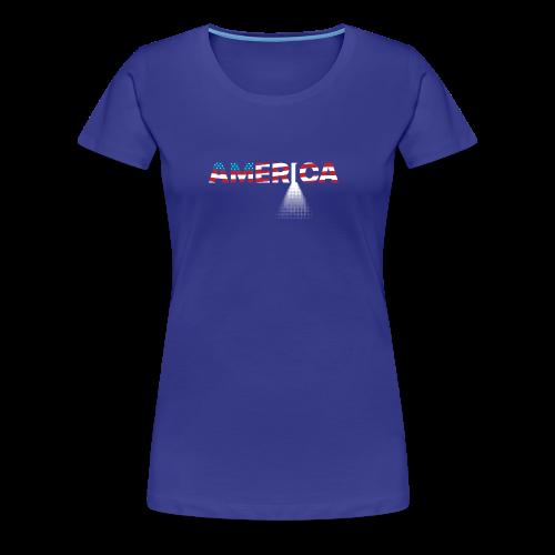 Open Door Policy - 005GS - Women's Premium T-Shirt