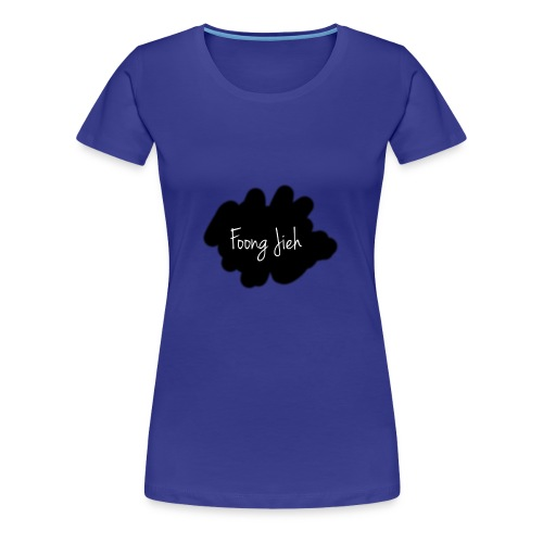 Foong Jieh Merch - Women's Premium T-Shirt