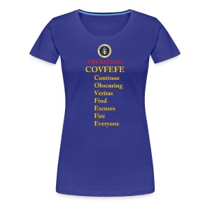 covfefe - Women's Premium T-Shirt