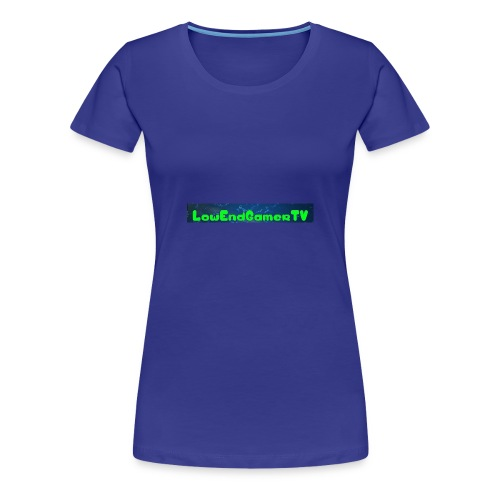 LEG TV - Women's Premium T-Shirt