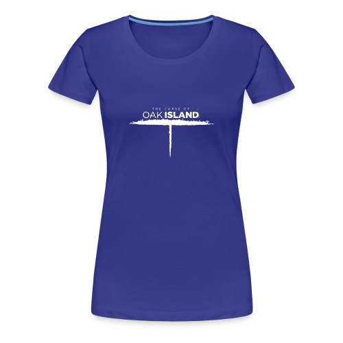 oak island - Women's Premium T-Shirt