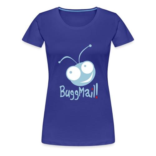 BuggMail! - Women's Premium T-Shirt