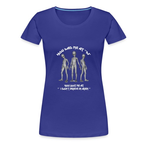 Alien T shirt and Apparel Limited Edition ! - Women's Premium T-Shirt