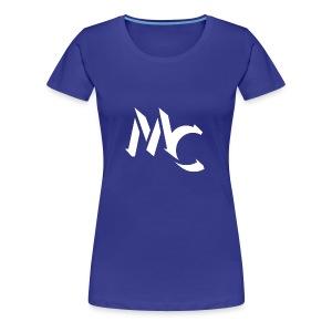 MC LOGO - Women's Premium T-Shirt