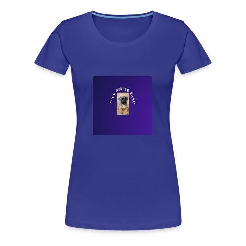 Puppy #1 - Women's Premium T-Shirt
