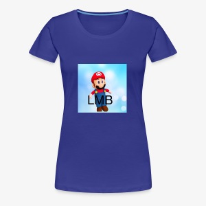 LMB Logo - Women's Premium T-Shirt