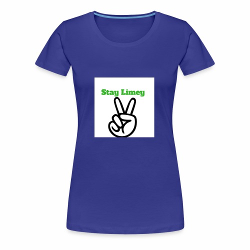 Peace Brand White - Women's Premium T-Shirt