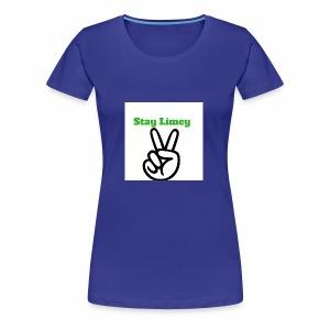 Peace Brand White - Women's Premium T-Shirt