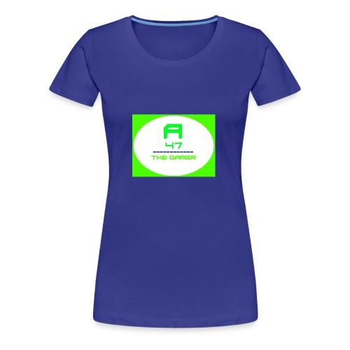 Agent47 - Women's Premium T-Shirt