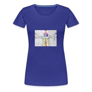 7 Chakras Yoga Meditation Apparel - Women's Premium T-Shirt