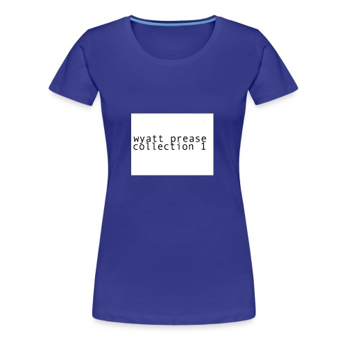 collection one - Women's Premium T-Shirt