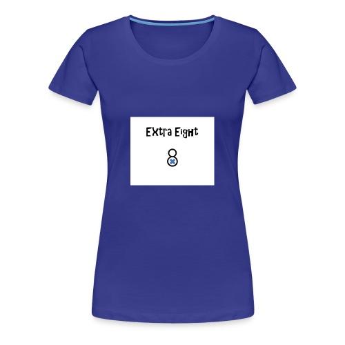 The Extra 8 - Women's Premium T-Shirt