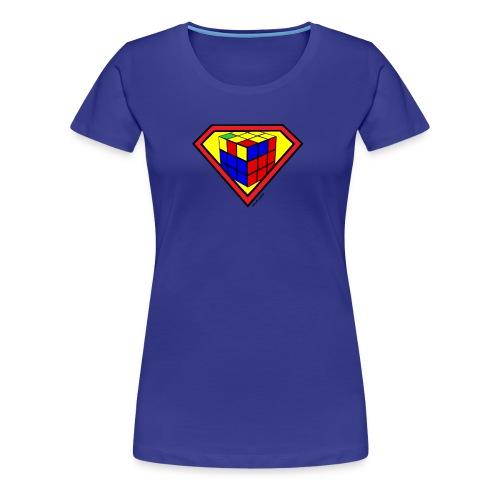 Hero OLL - Women's Premium T-Shirt