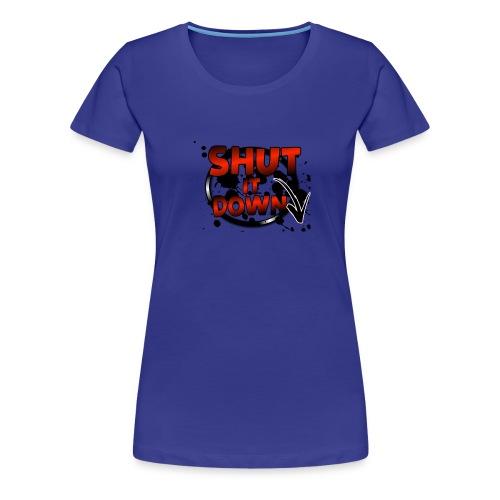 dd - Women's Premium T-Shirt
