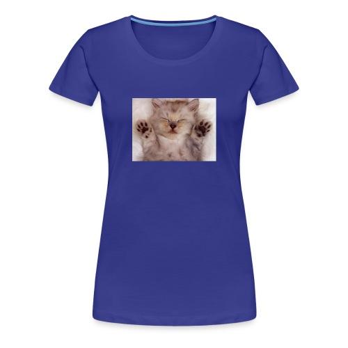 Cute Kitten kittens 12928538 800 600 - Women's Premium T-Shirt