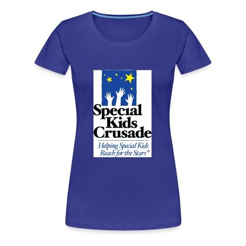SKC Logo CircleR RGB - Women's Premium T-Shirt